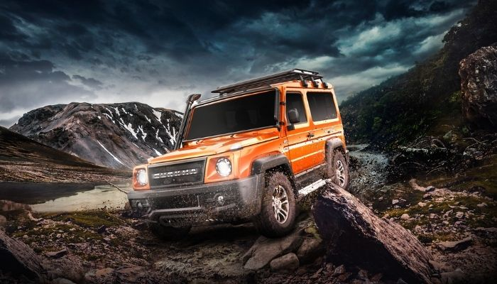 All-New Force Gurkha Price Launch Variants