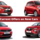 Current Offers on New Cars