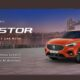 MG ASTOR UNVEILED IN INDIA