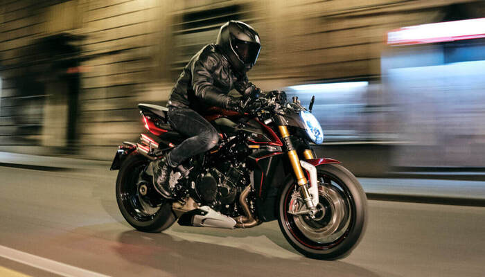 MV Agusta Brutale 1000 RR An epitome of artistry on two wheels