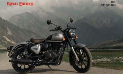 New Royal Enfield Classic 350 Launched in India