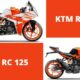 2021 KTM RC 125 and KTM RC 200 launched in India
