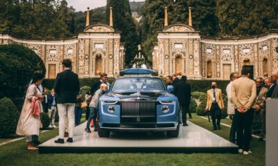 2021 Rolls Royce Boat Tail unveil