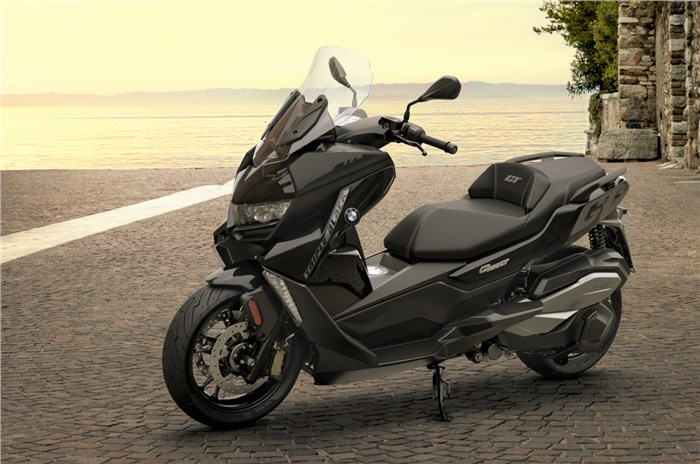 BMW C 400 GT launched at Rs 9.95 lakh