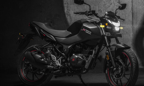 Hero Xtreme 160R Stealth Edition Launched at Rs 1.16 lakh