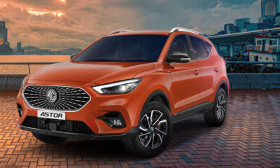 MG Astor Launched in India