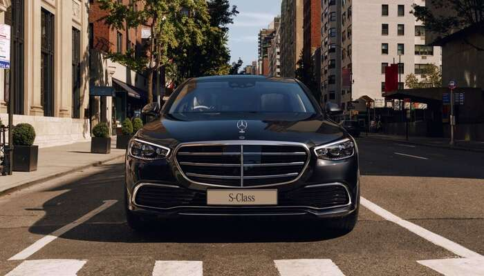 Mercedes Benz S-Class launched in India