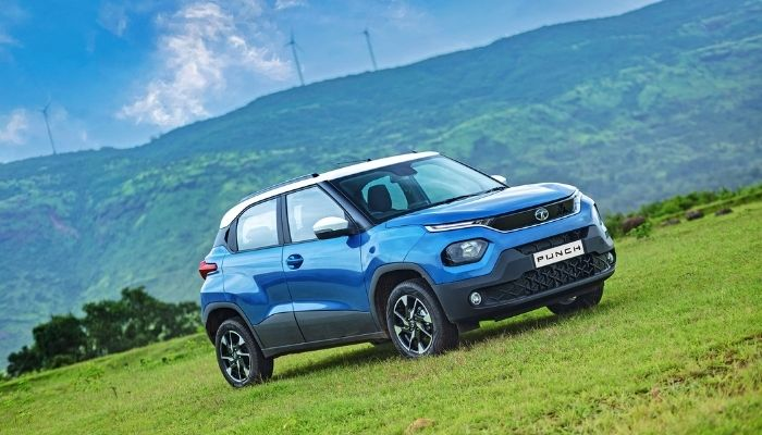 Tata Punch Unveiled in India