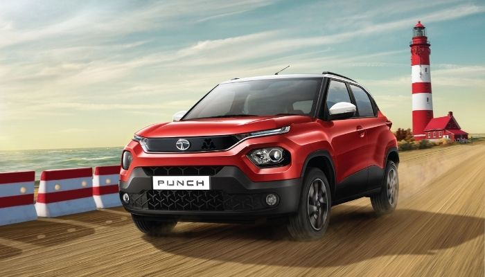 Tata Punch Variants Features Engine Options
