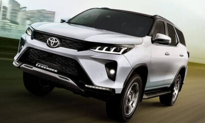 Toyota Fortuner Legender 4x4 Launched